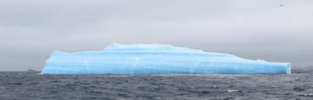 14. März, Einfahrt in die Welt der Südlichen Shetlandinseln