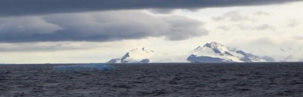 20.März, Flucht aus dem Weddell-Meer