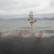 Deception Island in den Südlichen Shetlandinseln