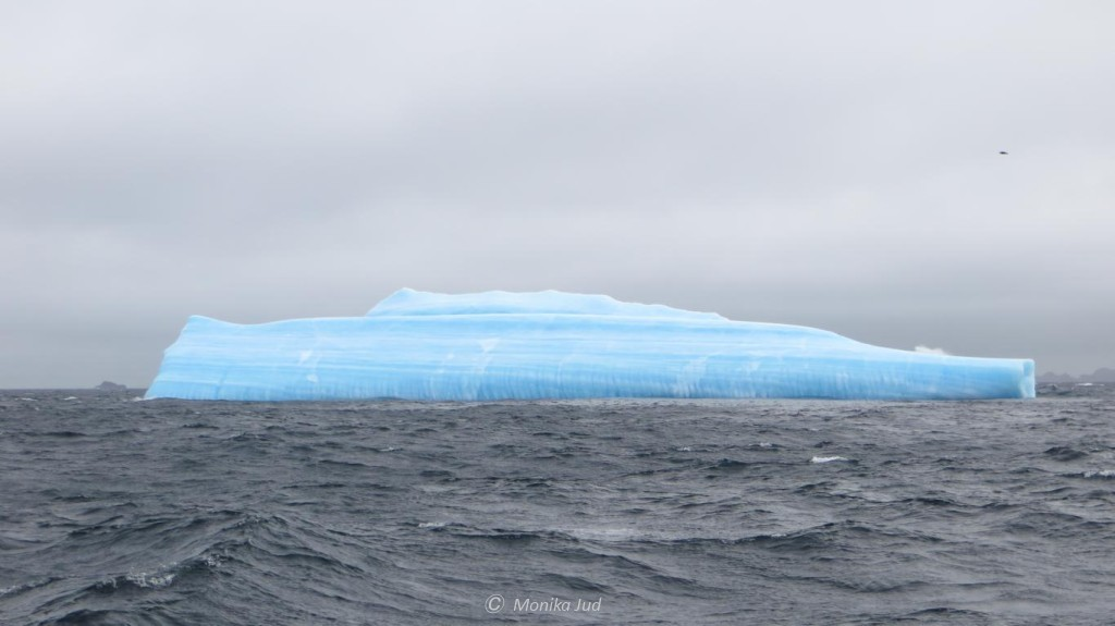 Eisberg bei den Suedlichen Shetlandinseln