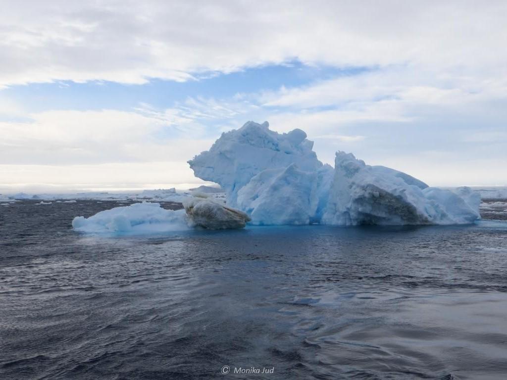 Eisberg im Weddell-Meer