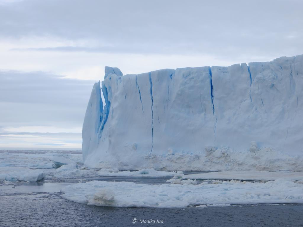 Tafeleisberg im Weddell-Meer