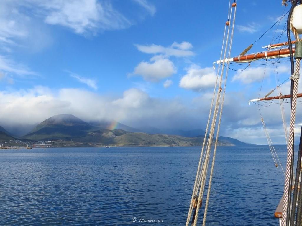 Bucht von Ushuaia