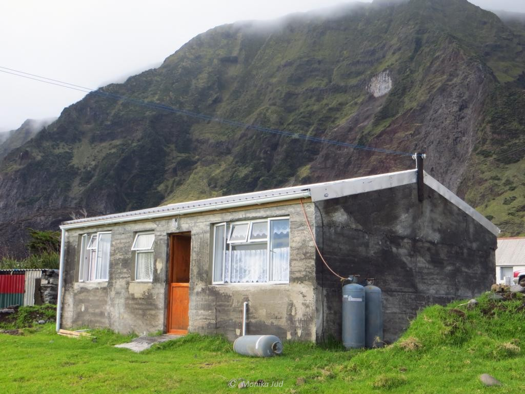 einfach und zweckdienlich - ein Wohnhaus auf Tristan