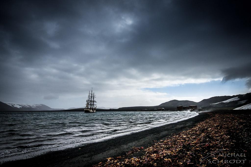 Deception Island - Fotografie von Michael Schrodt