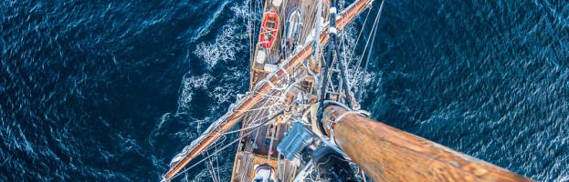 Antarktis mit der Bark Europa: Fotos, Buch und Vorträge von Michael Schrodt