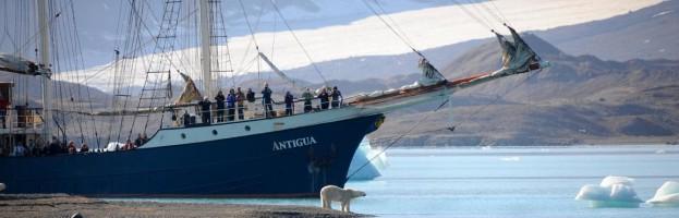Spitzbergen statt Antarktis – Segelreise mit DIAMIR-Erlebnisreisen